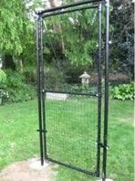 Amazon Com Deer Fence Usa 4 Wide X 7 High Access Gate Kit Garden Outdoor