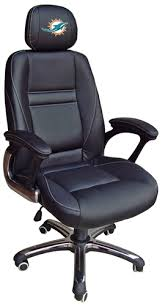 miami dolphin office chair head coach