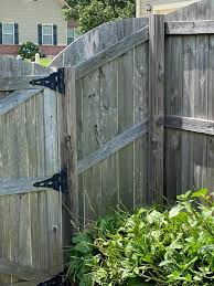 Before And After Fence Cleaning Upstate Power Wash Facebook