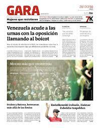 Calameo Gara 20170730