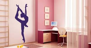 Ballet Dancer Wall Stickers Dezign With A Z