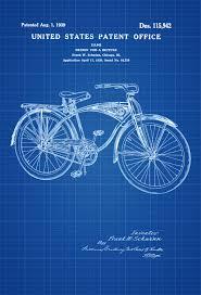 schwinn bicycle patent vine