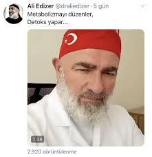 GATA Başhekim Yardımcısı Doktor Ali Edizer sosyal medyada yaptığı  çokevlilik paylaşımı büyük tepki topladı!