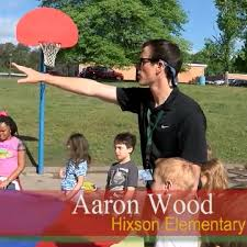 Aaron Wood - Educator of the Week for May 16th | WTVC