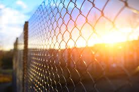 How To Install A Chain Link Fence Without Concrete Hunker
