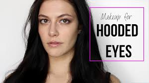makeup tutorial for hooded eyes video