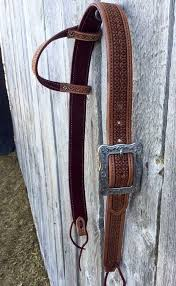 leather horse tack