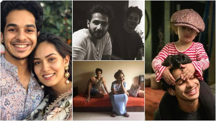 """Image result for Shahid Kapoor and Mira and home with Ishaan"""""""