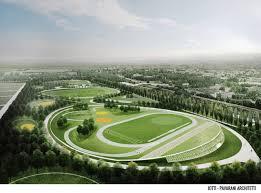 Parco del campovolo Reggio Emilia, ecco come sarà - Cronaca ...