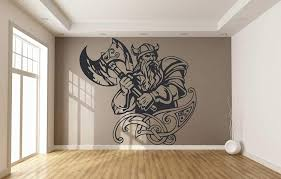 Amazon Com Vikings Wall Decal Ae1035 Handmade
