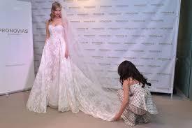 wedding dress with micaela erlanger
