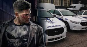 Punisher Logo Removed From Police Squad Cars