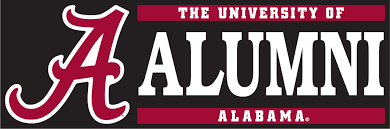 6 X 2 Block Alabama Alumni Text Vinyl Decal Wesellspirit Com