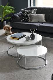 mode coffee nest of 2 tables from