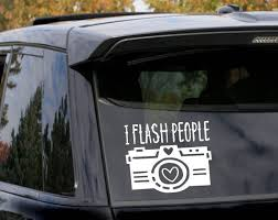 I Flash People Photographer Stickers Photography Macbook Decals Window Decals Yeti Decals Photographer Stickers Toddler Gifts Childrens Clothing Boutique