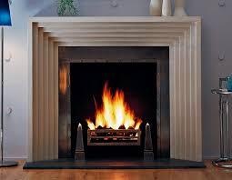fireplace back plate