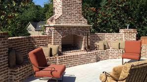 isokern fireplace finished with brick