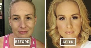 before and after pics reveal the power