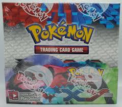 Pokemon XY Base Set Booster Box Sealed 36 Packs XY1 TCG English