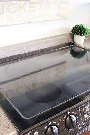 non toxic glass stove top cleaner the