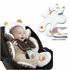 baby car seat headrest toddler cradler