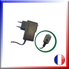 Chargeur secteur pour SAGEM MY302X ...