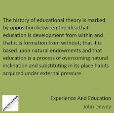experience and education quote playvolution hq