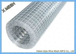 Square Mesh Welded Wire Panels Weld Mesh Fence Panels 23 8 9 Gauge