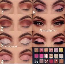beginner makeup tutorial step by