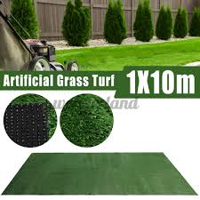 10m Artificial Plant Grass Hedge Fake Vertical Green Garden Wall Ivy Mat Fence Shopee Philippines