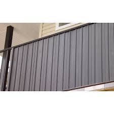 Ornamental Fence Slats Hoover Fence Co