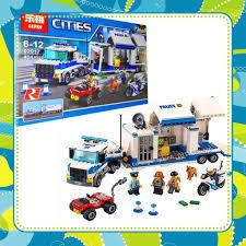 Đồ Chơi Giá Rẻ] Bộ Lego Ghép Hình Ninjago Siêu Xe Cảnh Sát Chiến ...