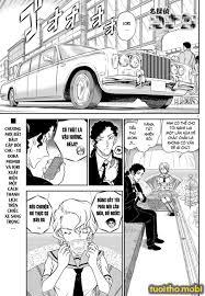 CONAN - Tập 98 - Chap 1039: Thư thách đấu của Momiji *