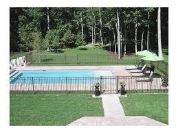 32 Awesome Stylish Pool Fence Design Ideas 1000 In 2020 Inground Pool Landscaping Pools Backyard Inground Backyard Pool Landscaping