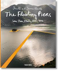 Christo and Jeanne-Claude. The Floating Piers - TASCHEN Books