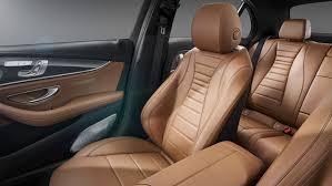 the 2017 mercedes benz e class interior