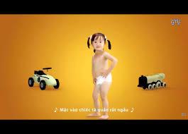 Quảng Cáo Cho Bé - Vũ Điệu Mông Xinh - Video Quảng Cáo Cho Bé Ăn Ngon Miệng