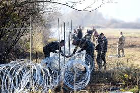 Aimed At Refugees Fences Are Threatening European Wildlife Yale E360
