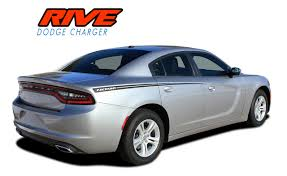 Rive Dodge Charger Stripes Charger Decals Charger Vinyl Graphics
