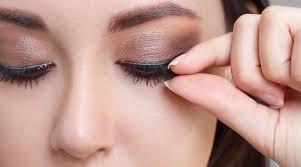 cara delevigne natural bronze makeup