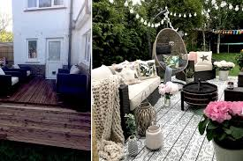 12 Amazing Stenciled Patio Makeovers