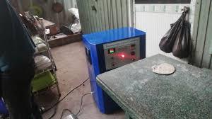Khử mùi xưởng sản xuất hạt nhựa tái chế với máy khử mùi ozone công nghiệp  DK20