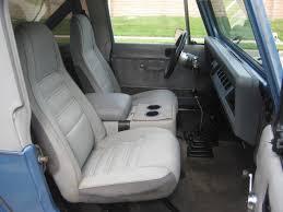 1989 jeep wrangler interior pictures