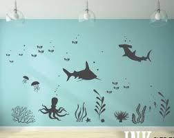 Ocean Theme Room Etsy