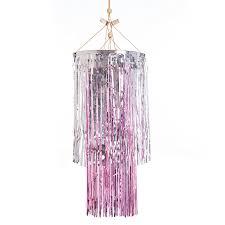 decoration fringe chandelier