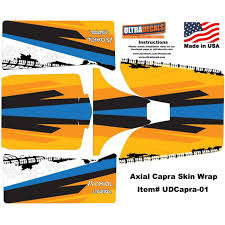 Ultradecal Axial Bomber Body Skin Decal Wrap Sticker 3m Vinyl Powerhobby Com