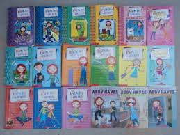 Collection of 18 books -The Amazing Days of Abby Hayes | #154579912