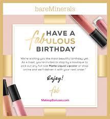 beauty birthday gifts