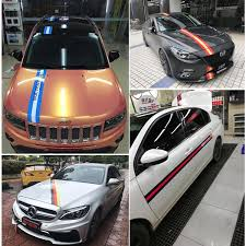 Scratch Stickers Manchester United Juventus Car Stickers Messi Ronaldo Car Stickers Custom Creative Personality Car Body Garland