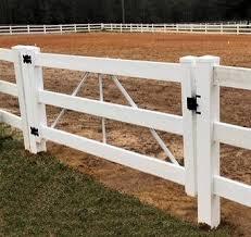 Gate Prices Ultraguard Vinyl Horse Fence
